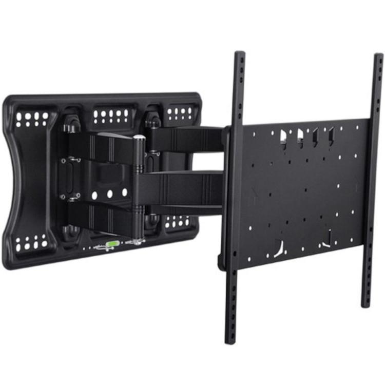 zwenkbare muurbeugel t m 84 inch muurbeugel voor led lcd plasma tv schermformaat 42 tot. Black Bedroom Furniture Sets. Home Design Ideas