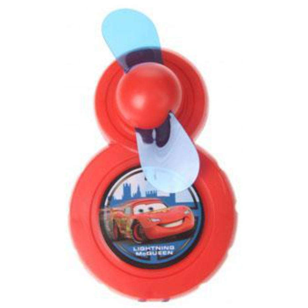 Draagbare ventilator Cars Disney