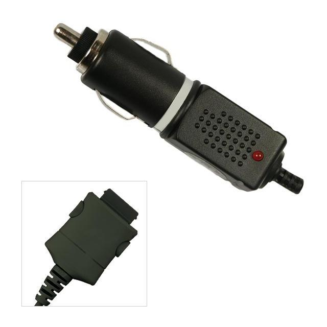 Xccess Car Charger Samsung CCH200WBEC Comparable 500 mA Black - Xccess