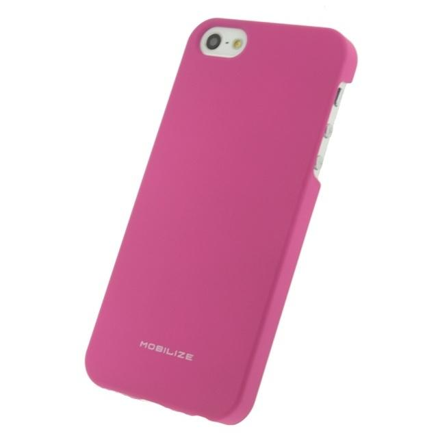 iPhone 5 - Back Cover Kleur: Roze