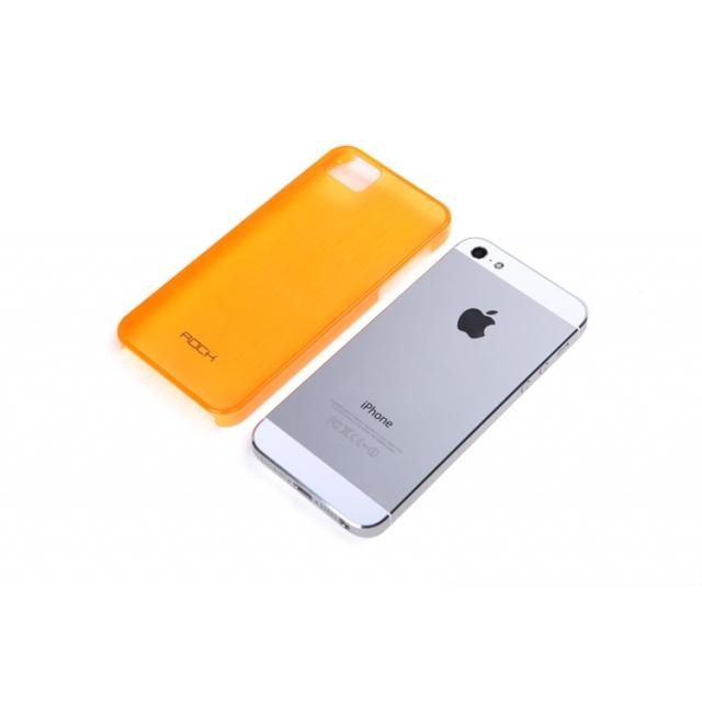 Apple iPhone 5 Telefoonhoes - Transparant