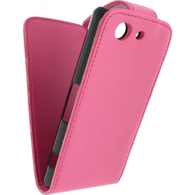 Xccess Flip Case Sony Xperia Z3 Compact Pink Xccess