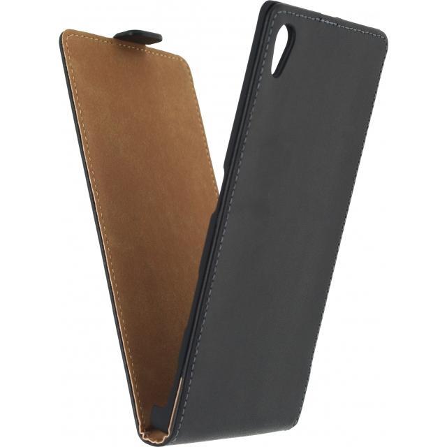 Sony Xperia Z5 Telefoonhoes Zwart Mobilize