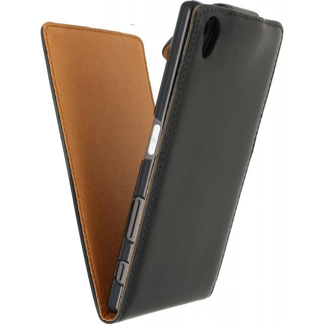 Sony Xperia Z5 Telefoonhoes Zwart Xccess