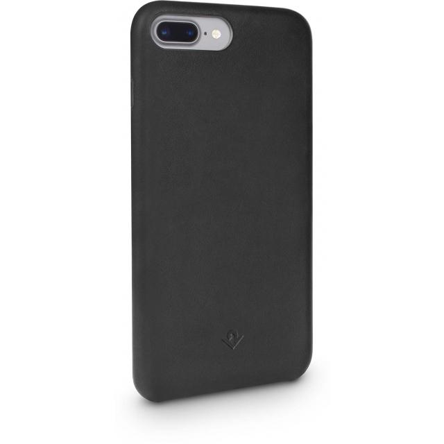 Twelve South Relaxed Leather Case Apple iPhone 7 Plus Black - Twelve S
