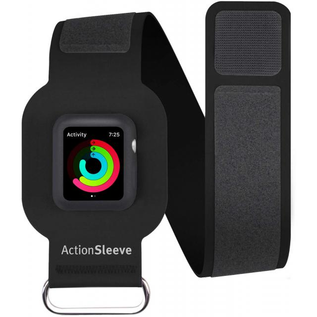 Twelve South ActionSleeve Armband Apple Watch 38mm Black - Twelve Sout