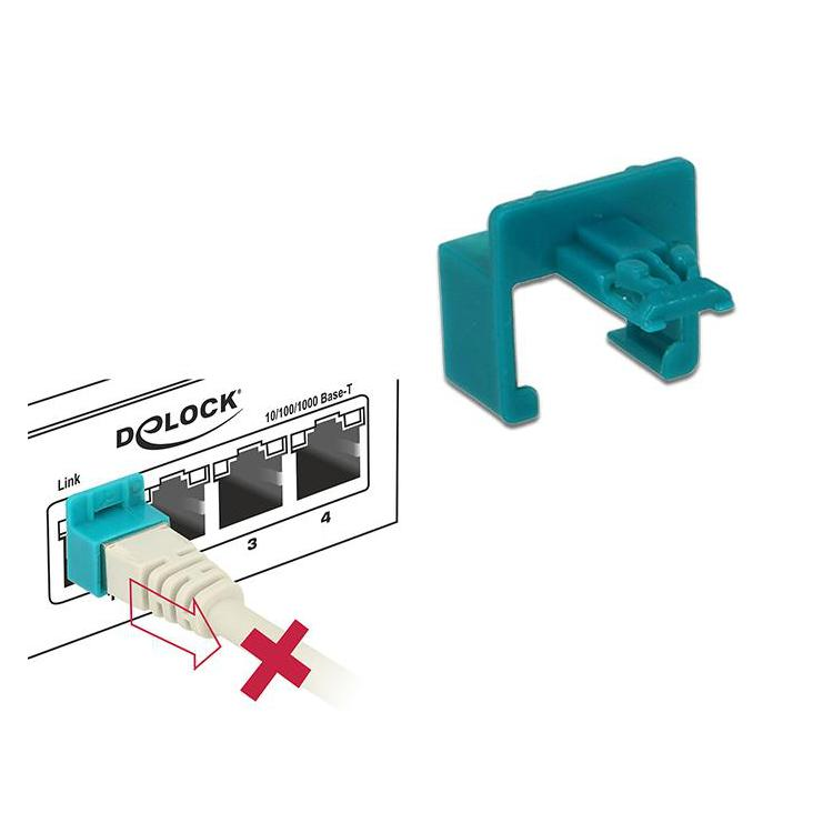 RJ45 connector vergrendeling - startset