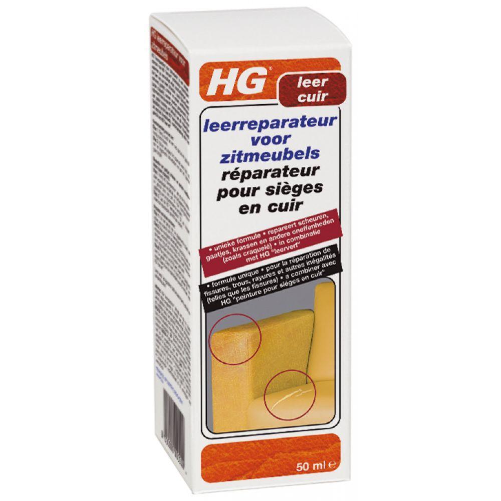 Schoonmaakmiddel HG Leerreparateur Quality4All