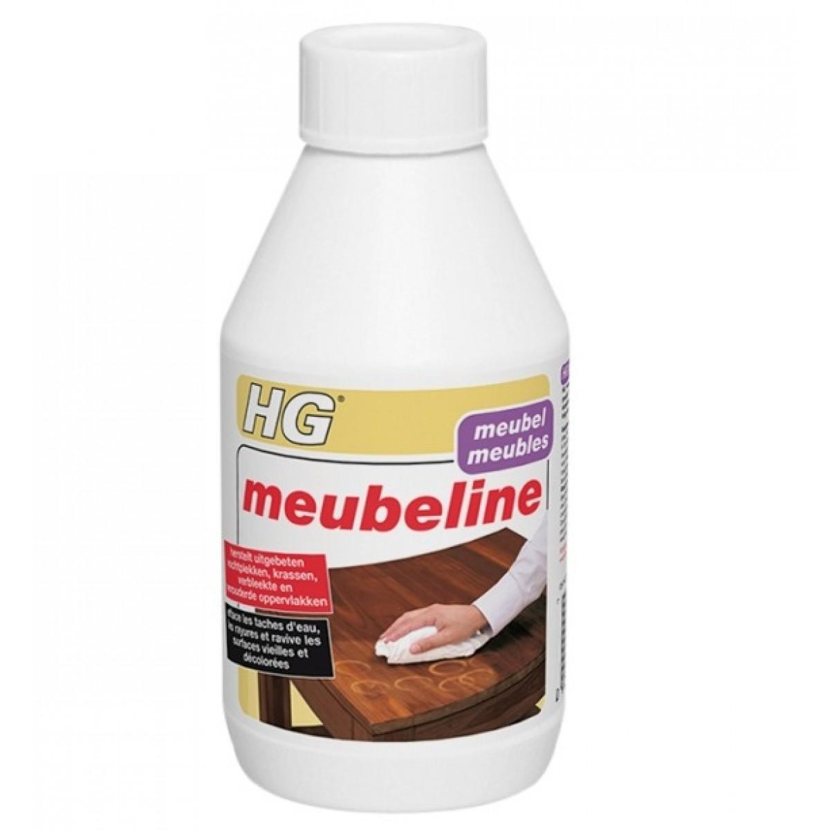 Schoonmaakmiddel HG Meubeline Quality4All