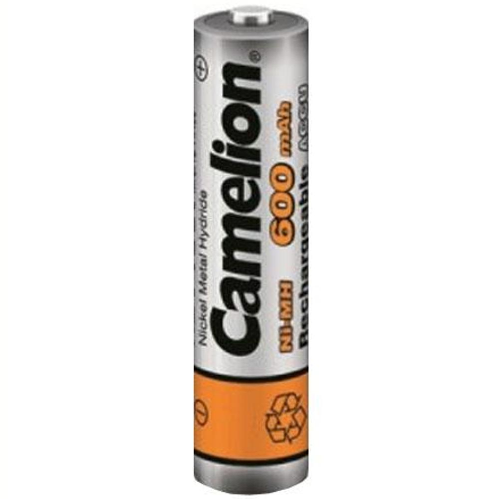 Camelion Rechargeable NimH AAA-HR03 600mAh blister 2 Camelion