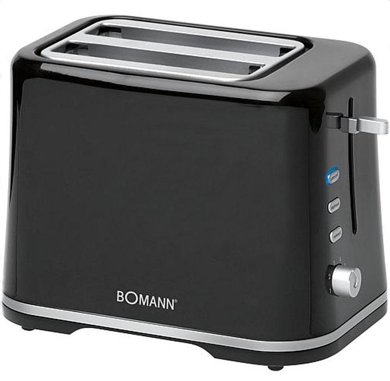 Bomann Bomann TA 1577 CB schwarz