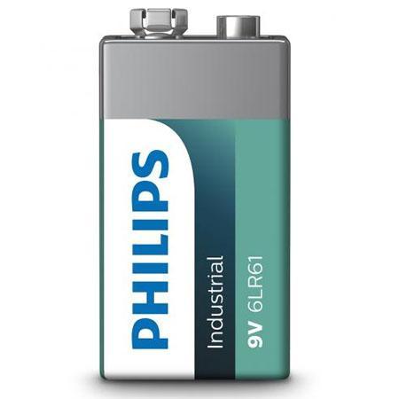 Blok batterij 9 Volt Philips