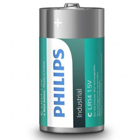 C Batterij Philips