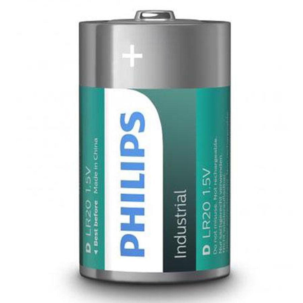 D Batterij Philips