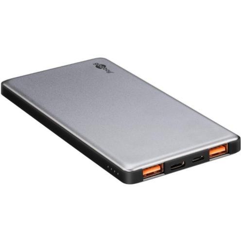 USB C Powerbank 15.000 mAh Goobay