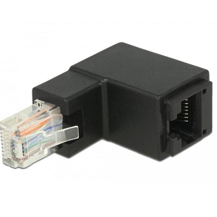 U/UTP CAT6 Adapter - Haaks