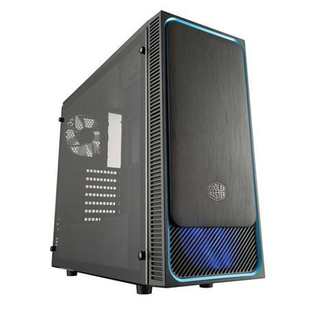 Geh CoolerMaster MasterBox E500L (Blue-Win) Coolermaster