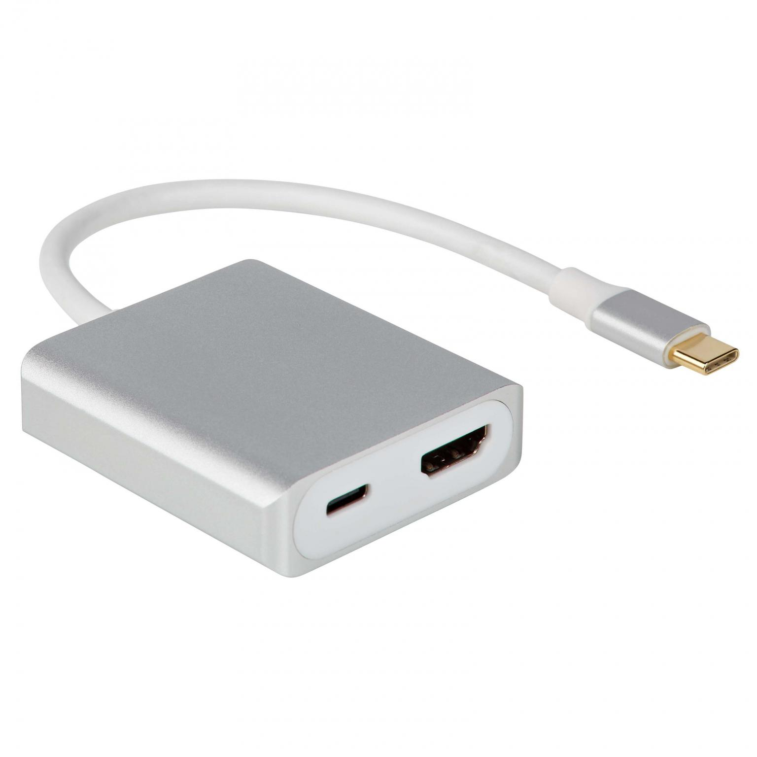 USB C naar HDMI adapter