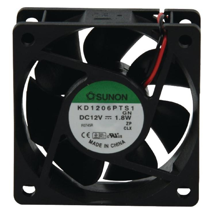 Image of Computer koeler - 60 x 60 x 25mm - Sunon