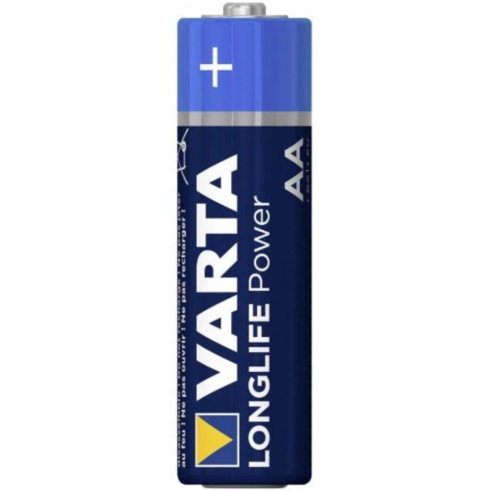 Alkalische AA-LR6 1,5 V hohe Energie 12 Akku Varta