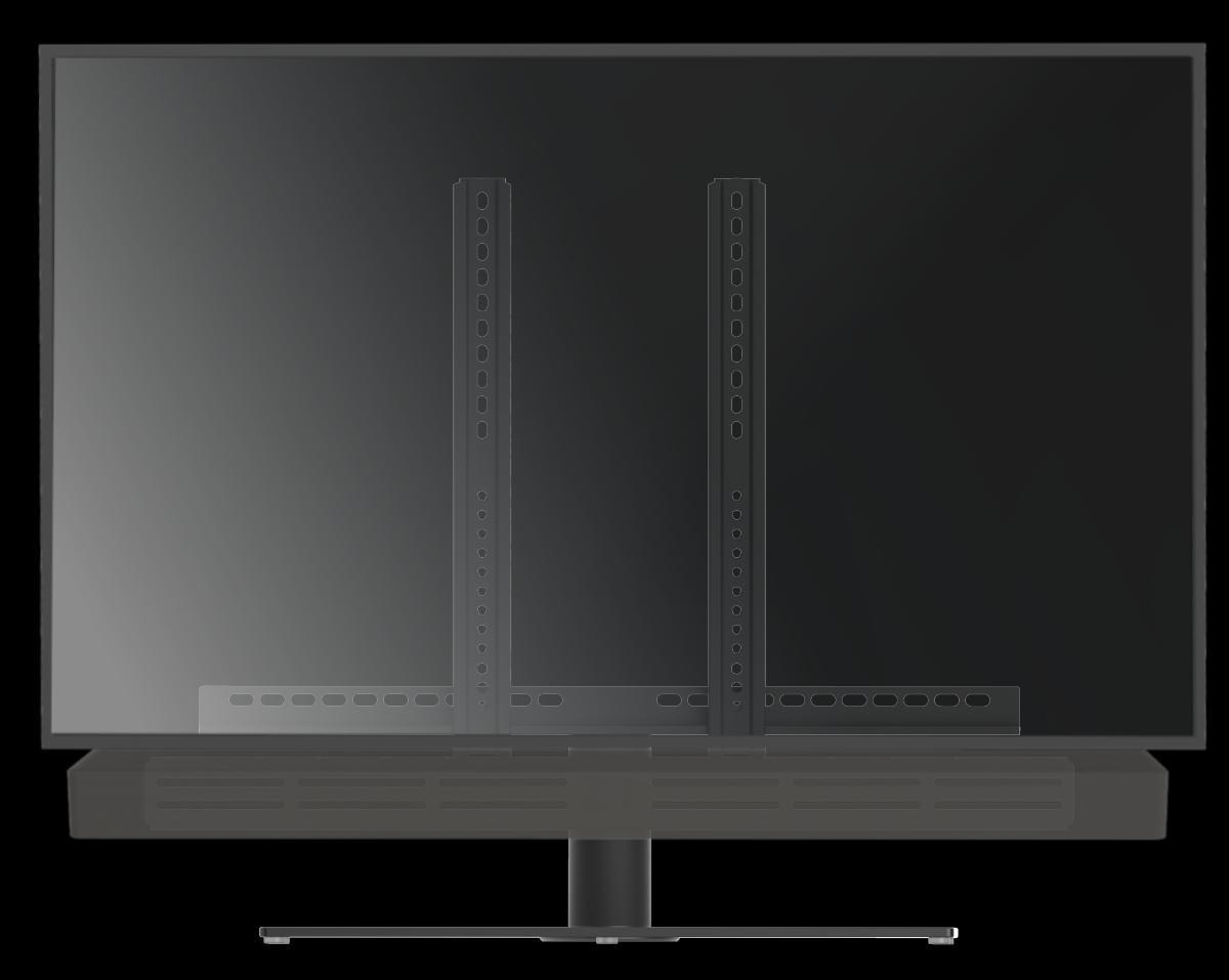 Cavus Draaibare TV voet geschikt voor 37 70 inch TV & Soundbar Cav