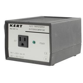 Kert Omvormer 230V naar 110V - 150 Watt Maximaal vermogen: 150 Watt