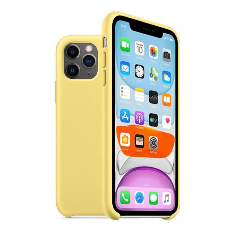 iPhone 11 Pro max - Gelcase backcover
