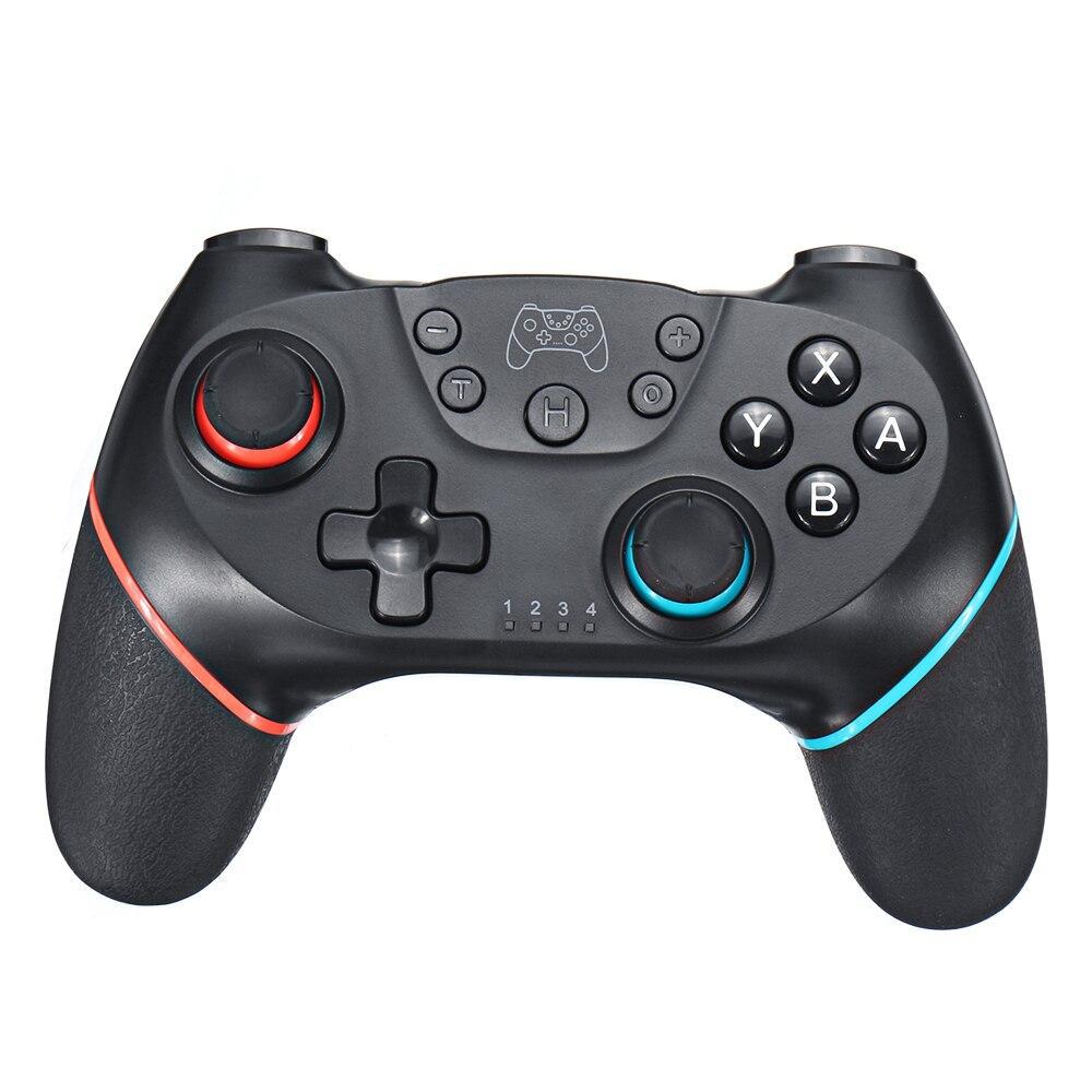 Draadloze controller voor Nintendo Switch Rood-blauw Able & Borret