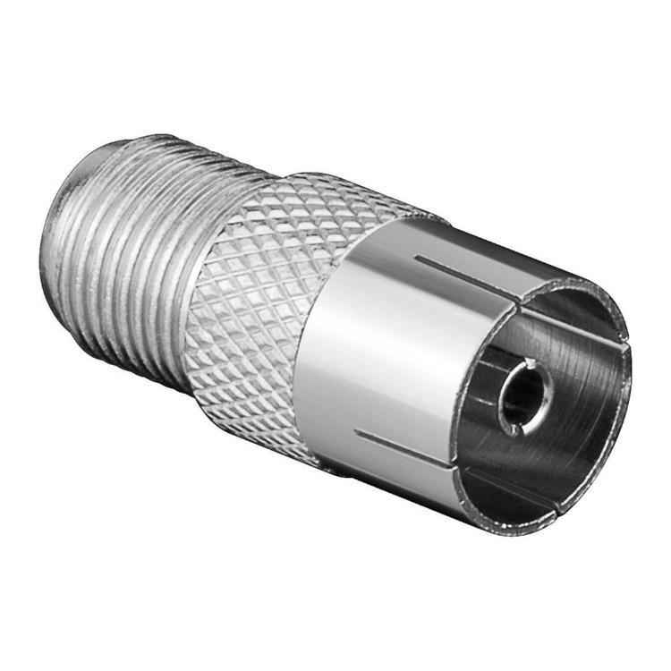 Verloop F-Connector - Coax