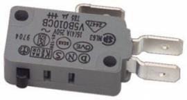 Micro Schakelaar Microschakelaar ( microswitch ) - 1 x om - 250v - 16a