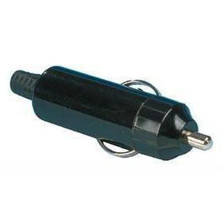 Sigarettenaansteker - 12V stekker Aansluiting 2: Soldeeraansluiting