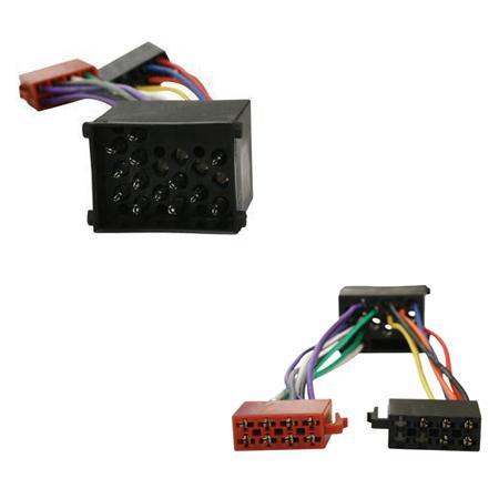 Image of HQ ISO-BMW kabeladapter/verloopstukje