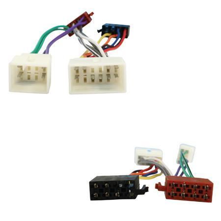 Image of HQ ISO-PEUGEOT kabeladapter/verloopstukje