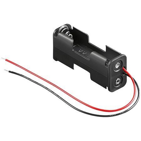 Image of 2x AA batterij houder - Fixapart