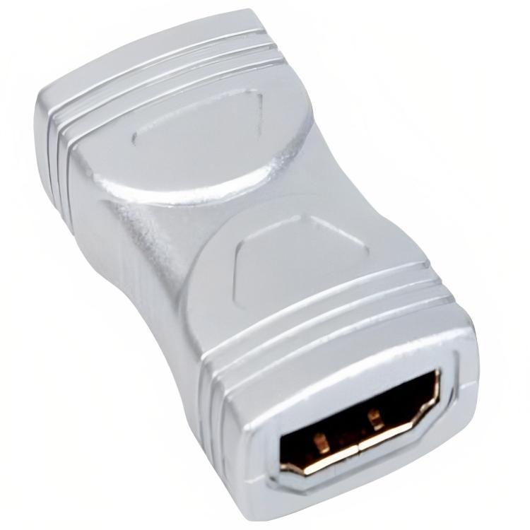 HDMI A Koppelstuk - Professioneel Verguld