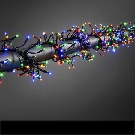 kerst lichtslang clusterverlichting koppelbare verlichting kaarsverlichting