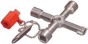 Afbeelding van Universele sleutel voor cupb C.K.