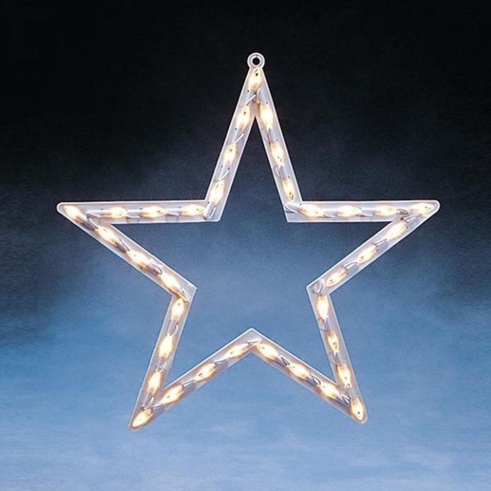 Kerstster - Kerstster Gebruik: Binnen Aantal lampjes: 35 Totale ...