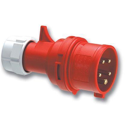 Nieuw NETSTEKKER - 380V/16A - 3P + N + E - IP44 - Netstekker - 380v/16a RV-41