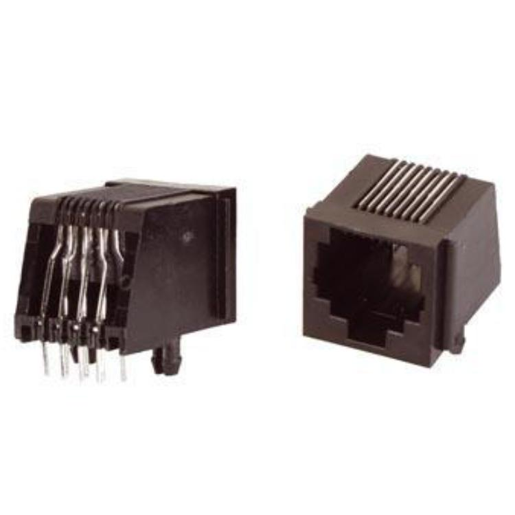 Modulaire RJ45 connector - Haaks