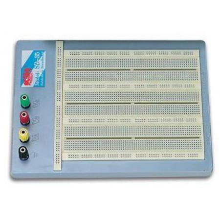 Breadboard Afmetingen: 237x 175 x 18.5mm