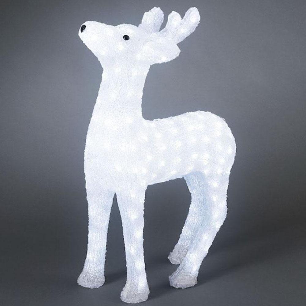 Rendier LED - Rendier (LED) Aantal Leds: 176 Kleur verlichting: Wit ...