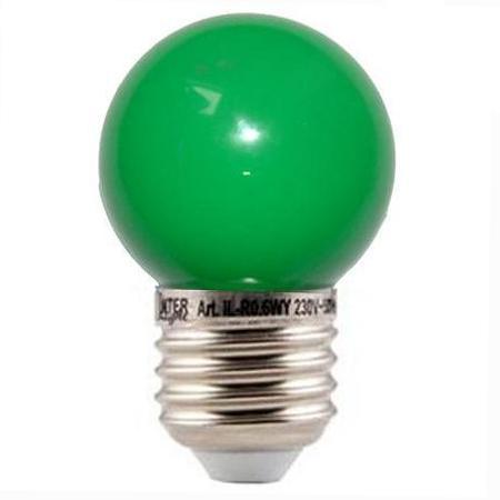 e27 lamp led lamptype led lampvoet e27 vermogen 1 watt voltage 230 v dimbaar nee licht. Black Bedroom Furniture Sets. Home Design Ideas