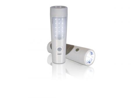 Zeer HERLAADBARE LED ZAKLAMP - Stijl: Pir sensor LED zaklamp Lamptype SR26