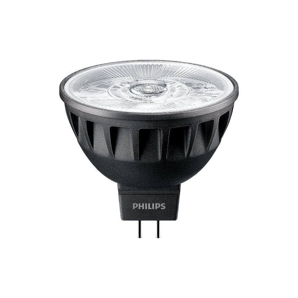 GU5.3 Lamp - Power LED Afmetingen: Ø50mm/H54mm