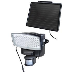 Solar LED lamp 80 LEDs - Solar bewegingsmelder met ledverlichting 80 ...