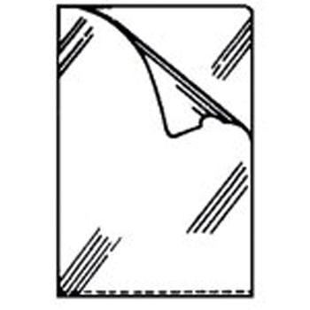 Afbeelding van Insteekmap A4 100 stuks Ahrend