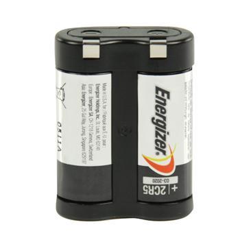 Afbeelding van 2CR5 lithium fotobatterij 1 blister Energizer