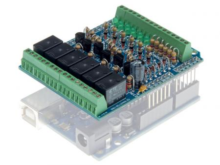 Arduino Shield - I/O