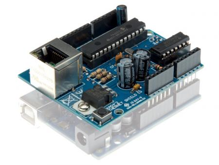 Arduino Shield - Ethernet